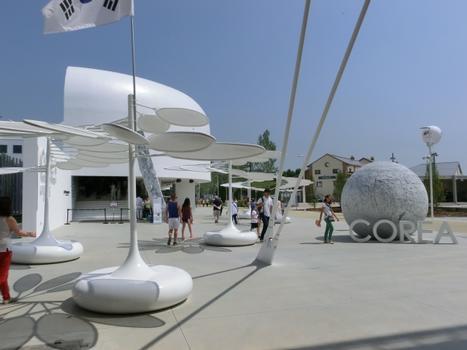 Republic of Korea Pavilion - Expo 2015