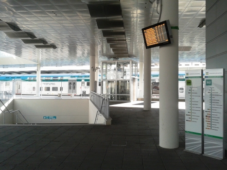 Bahnhof Cormano - Cusano Milanino