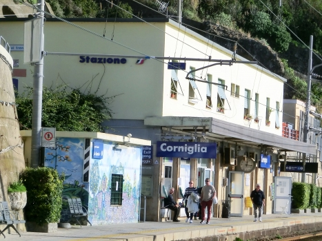 Corniglia Station