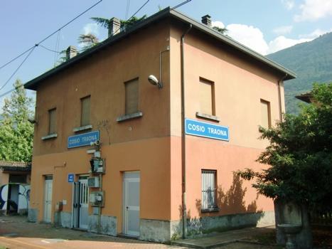 Cosio Traona Station
