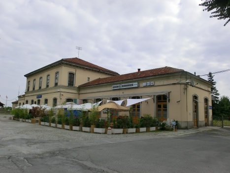 Cuneo Gesso Station