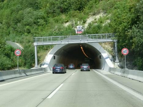 Agnesburgtunnel southern portal