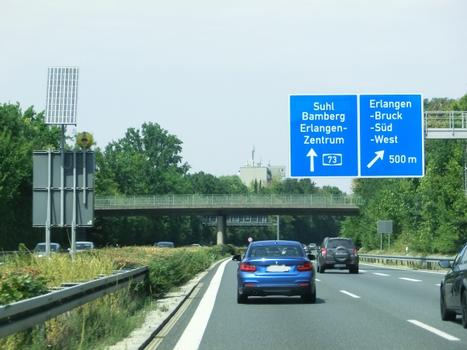A 73 Motorway (Germany)