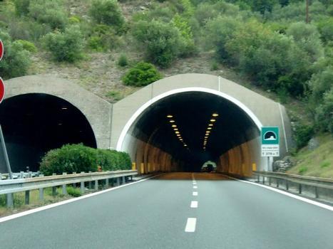 Tunnel Bric Cinque Alberi