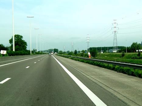 Autobahn A 11 (Belgien)