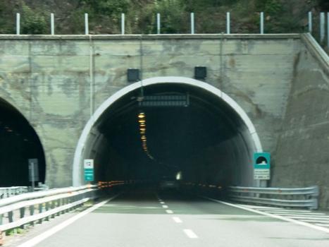 Colle Ometti Tunnel western portal