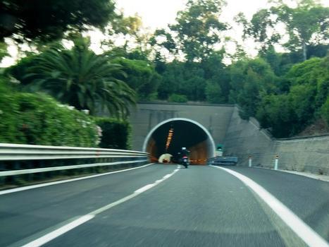 Tunnel Colle Principe