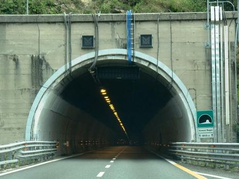 Giovanni Maggio Tunnel western portal