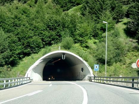 Tunnel de Barenburg