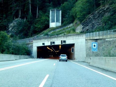 Tunnel de Crapteig