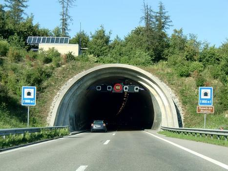 Bruyeres-Chables Tunnels, southern portal
