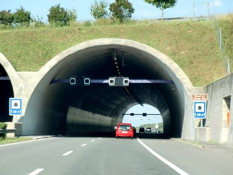 Champ-Baly Tunnel southern portal