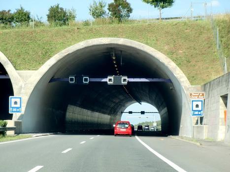 Champ-Baly Tunnel southern portal