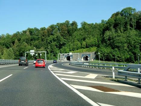 Tunnel de Pomy