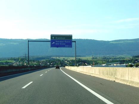 Yverdon Viaduct