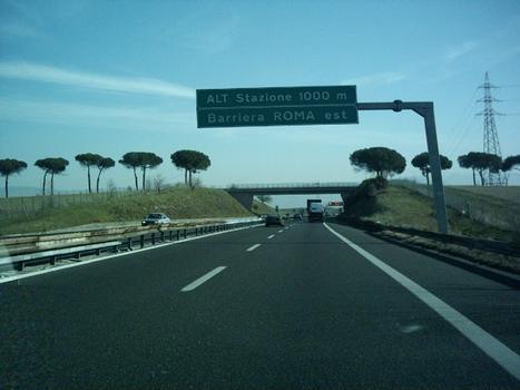 Autoroute A 24 (Italie)