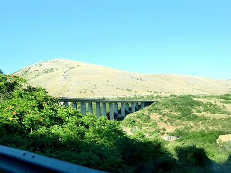 Talbrücke Ponte della Valle