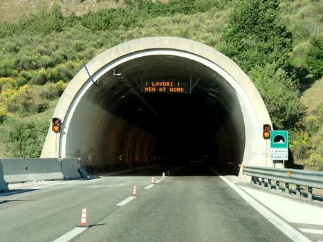 San Domenico-Tunnel