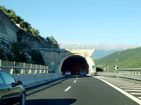 Tunnel Sant'Agapito