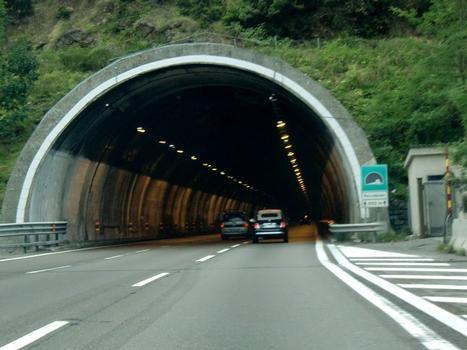Tunnel de Roccadarme