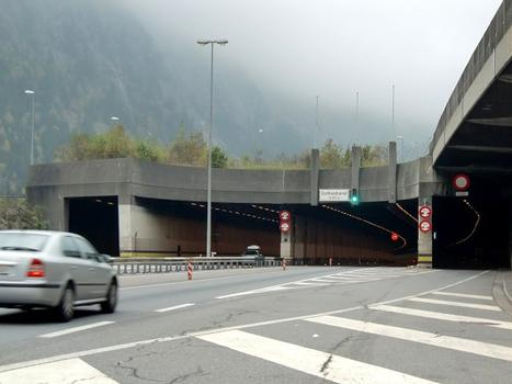San Gottardo Tunnel