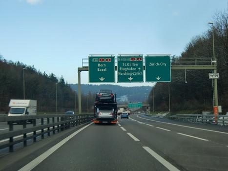 Autobahn A 3 (Schweiz)