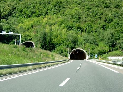 Saint Germain tunnel, eastern portal