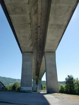 Bellegarde-sur-Valserine Viaduct