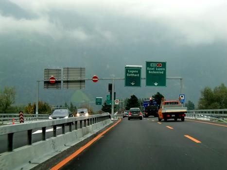 Autoroute A 4 (Suisse)