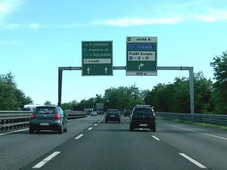 Autoroute A 50 (Italie)