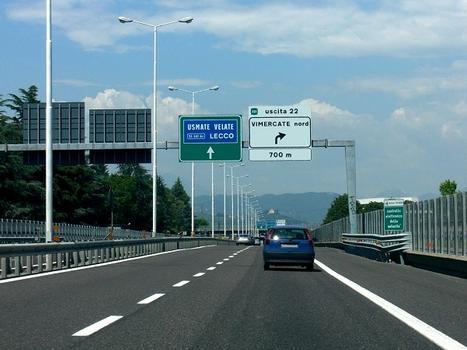 Autobahn A 51 (Italien)