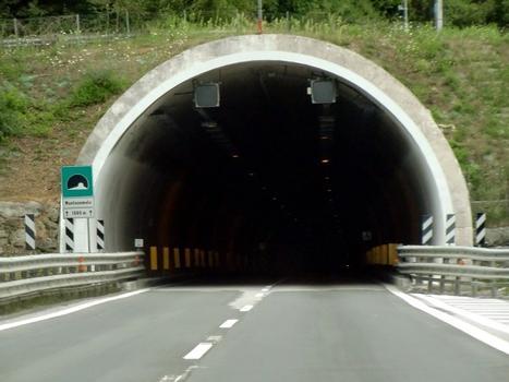 Montezemolo Tunnel, northern portal