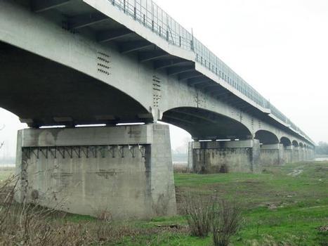 A7 Po bridge (1960)
