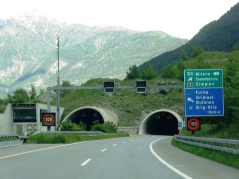 Tunnel Gamsen