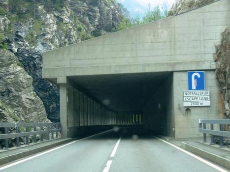 Sistulmatta Tunnel northern portal