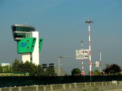 Orio al Serio Airport Control Tower