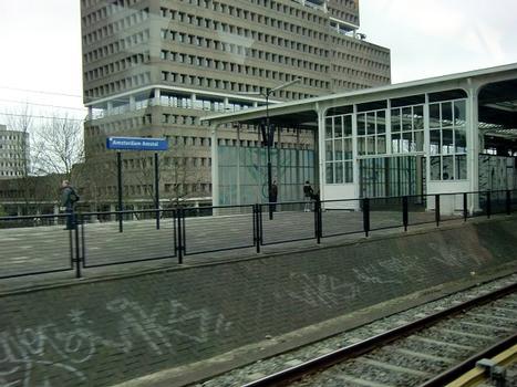 Gare d'Amsterdam Amstel