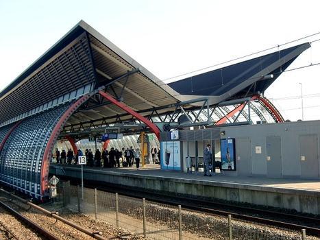 Gare d'Amsterdam RAI