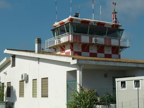 Arbatax-Tortolì Airport Control Tower