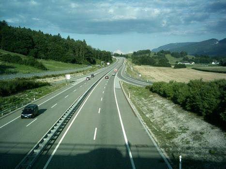 Autobahn A 16 (Schweiz)