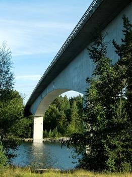 Norrströmmen-Brücke