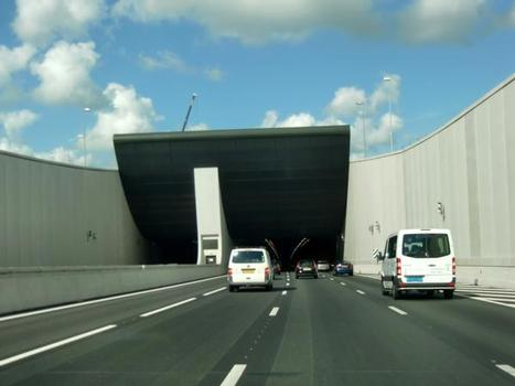 Coen Tunnel, southern portal