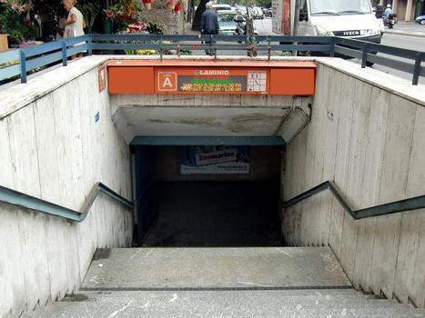 Station de métro Flaminio - Piazza del Popolo