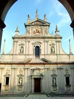 Garegnano Charterhouse, Church S. Maria Assunta