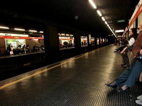 Cairoli station