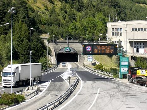 Tunnel routier du Fréjus