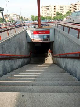 Bisceglie Metro Station