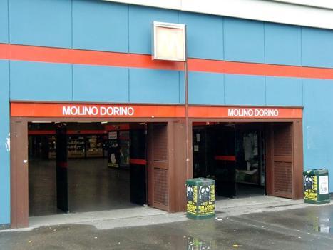 Molino Dorino Metro Station - access
