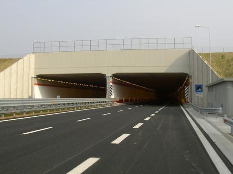 Villoresi Tunnel