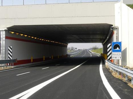 Madonna del Gres Tunnel